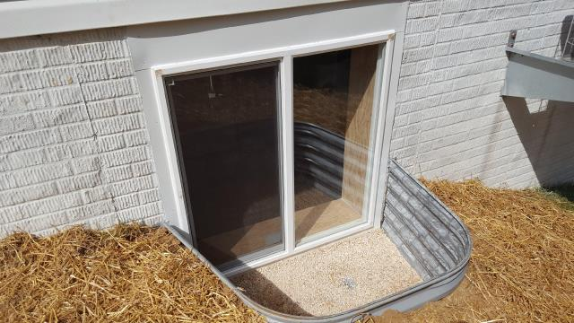 Rising Sun, MD - A Bowman Kemp Egress Window System we just finished