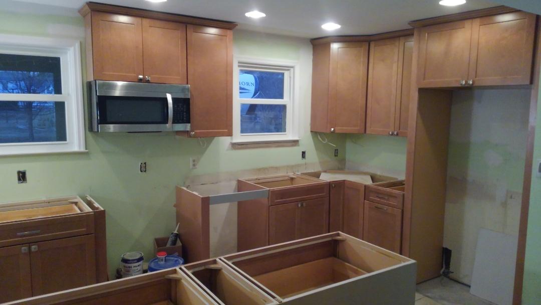 Marydel, MD - Kitchen remodel, Kentmoor, MD