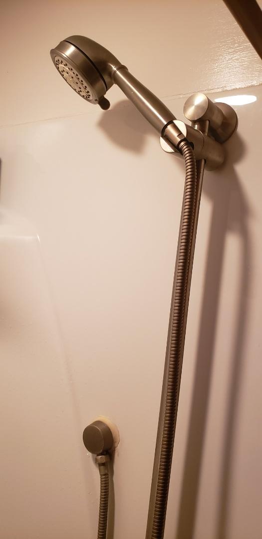 Lehighton, PA - Replacing Moen shower head faucet.