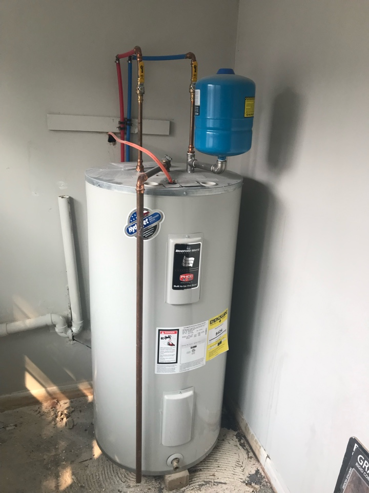 Plymouth Meeting, PA - Water heater and whole home plumbing renovation.