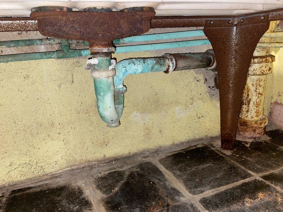 Norristown, PA - Broken drain repair on norristown home