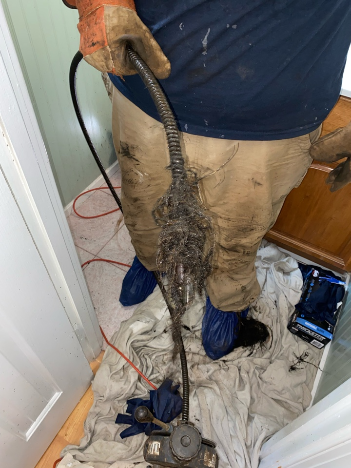 Willow Grove, PA - Clogged main sewer line. Ambler Plumber