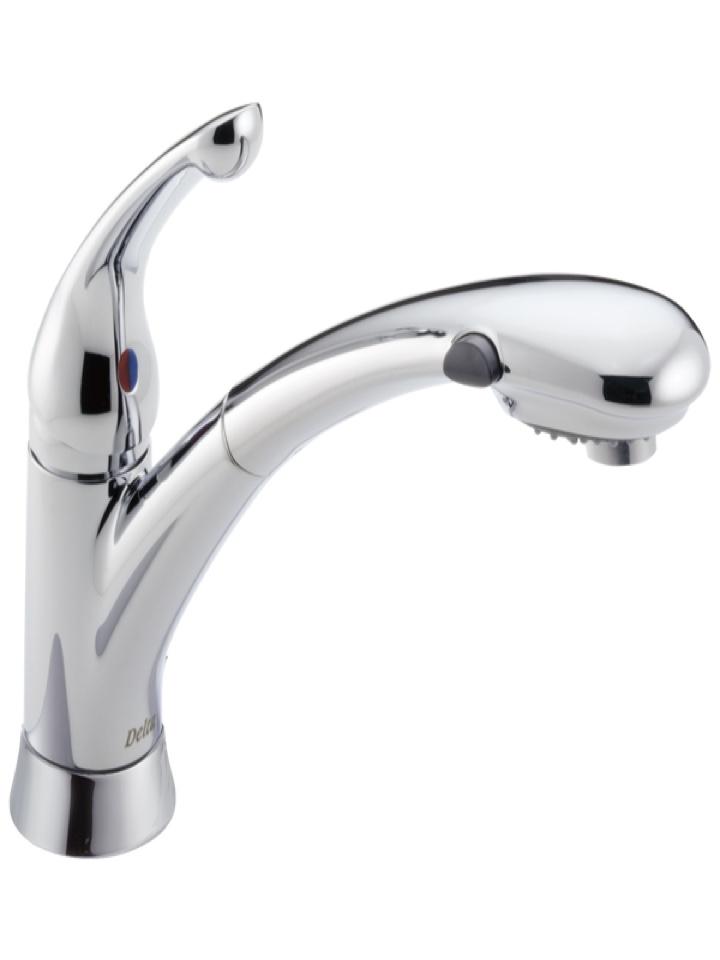 Elkins Park, PA - Installing a new delta 470 model faucet