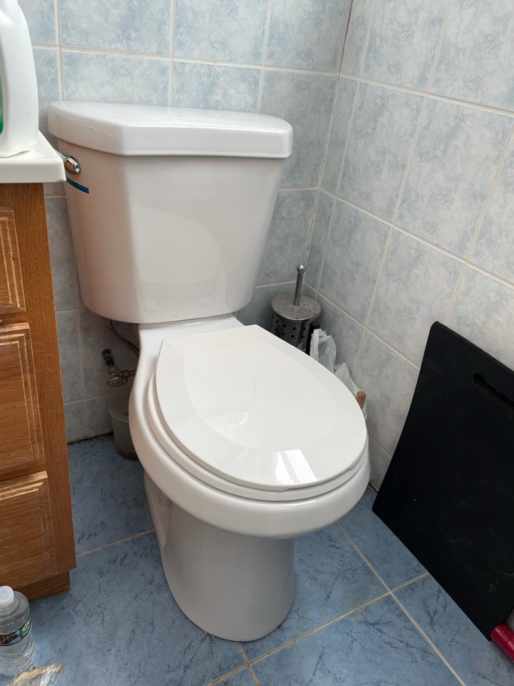 Flourtown, PA - Faucet replacement, drain repair and toilet flange repair