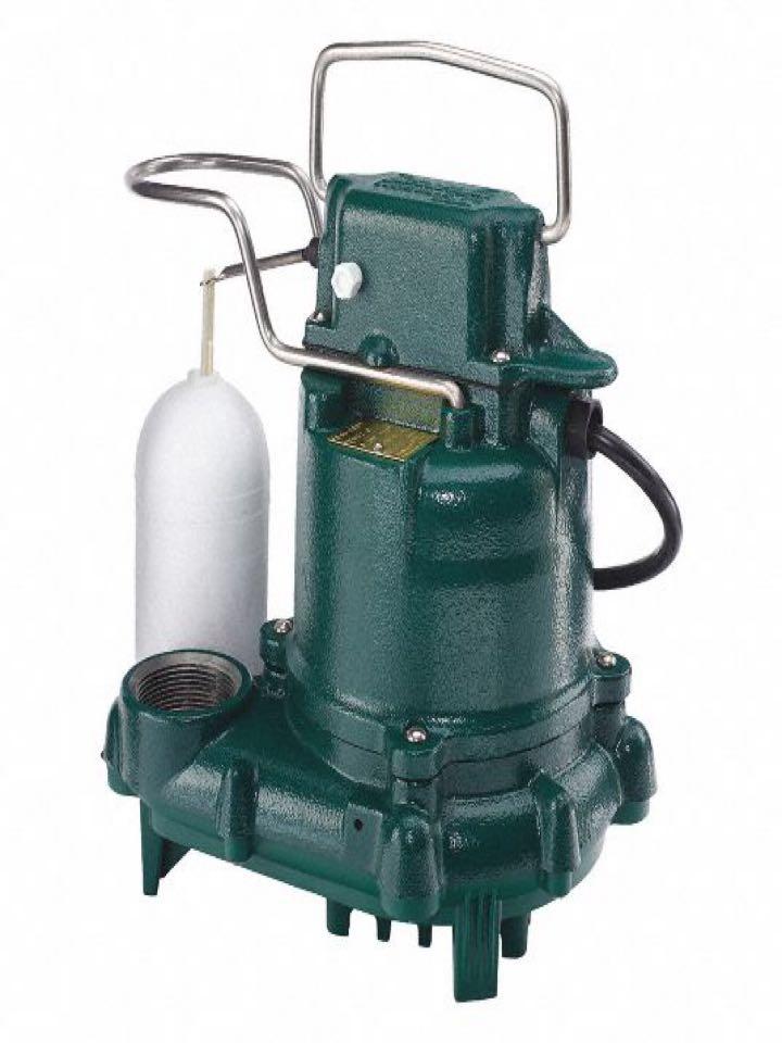 Horsham, PA - Sump pump install
