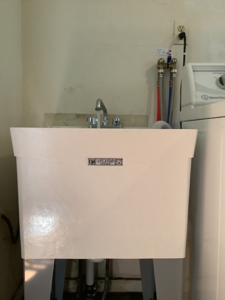 Chalfont, PA - Laundry sink and faucet chalfont pa