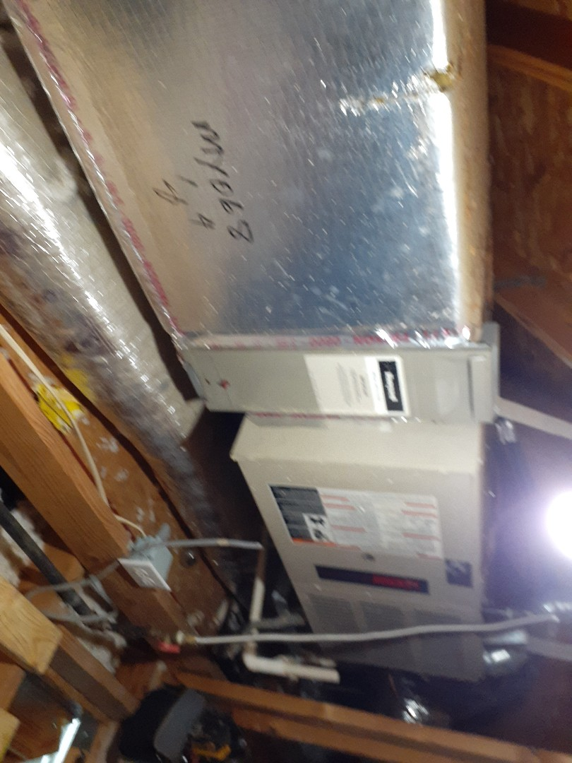 Corinth, TX - Furnace, coil, condenser replacement