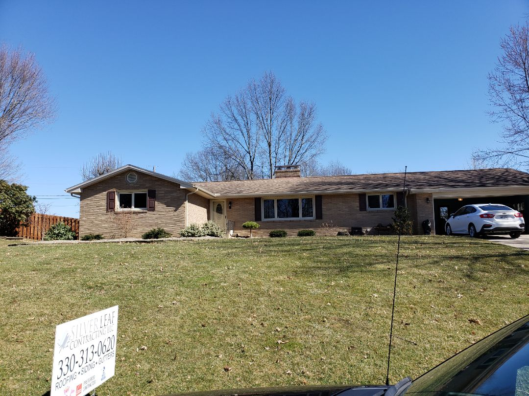 Massillon, OH - Another claim assistance project for Mel & Joe after incurring damages on February 24th Wind storm.