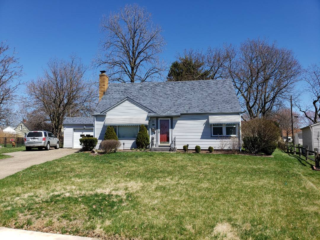 Canton, OH - Insurance has agreed to replace this inferior Certainteed Horizon due to wind damages incurred during recent storms. Upgrading to either a Duration Designer color or Duration Premium Cool Energy Star 50yr shingle.