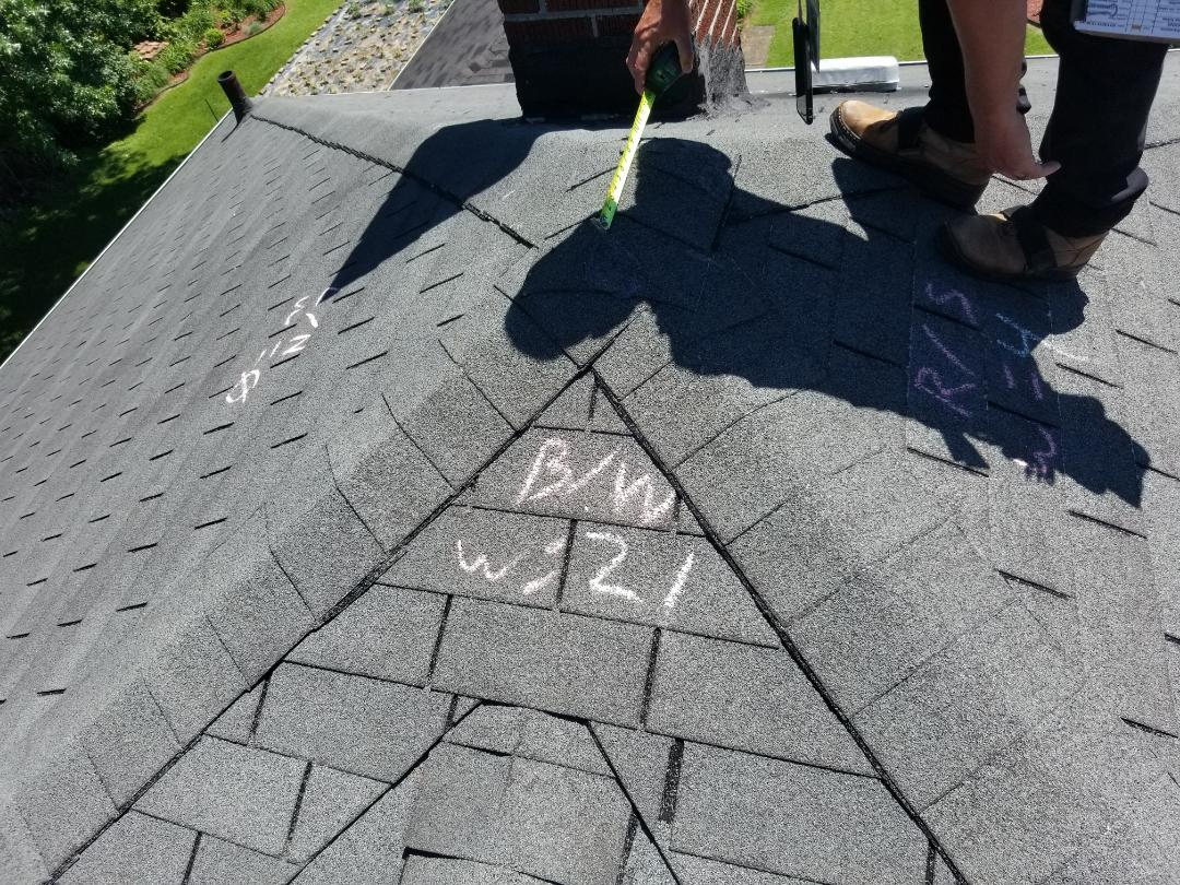 Uniontown, OH - Roofing storm damage. Free inspections.