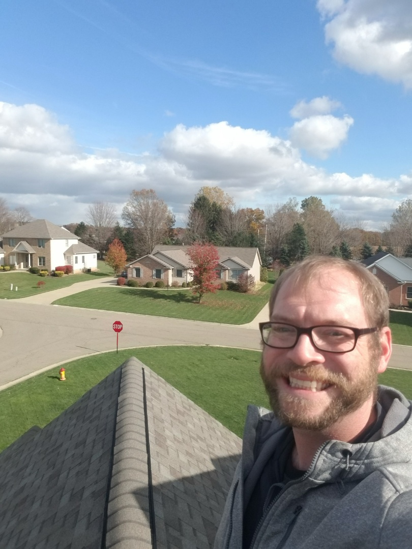Massillon, OH - Roof inspection for the city of Massillon roof program