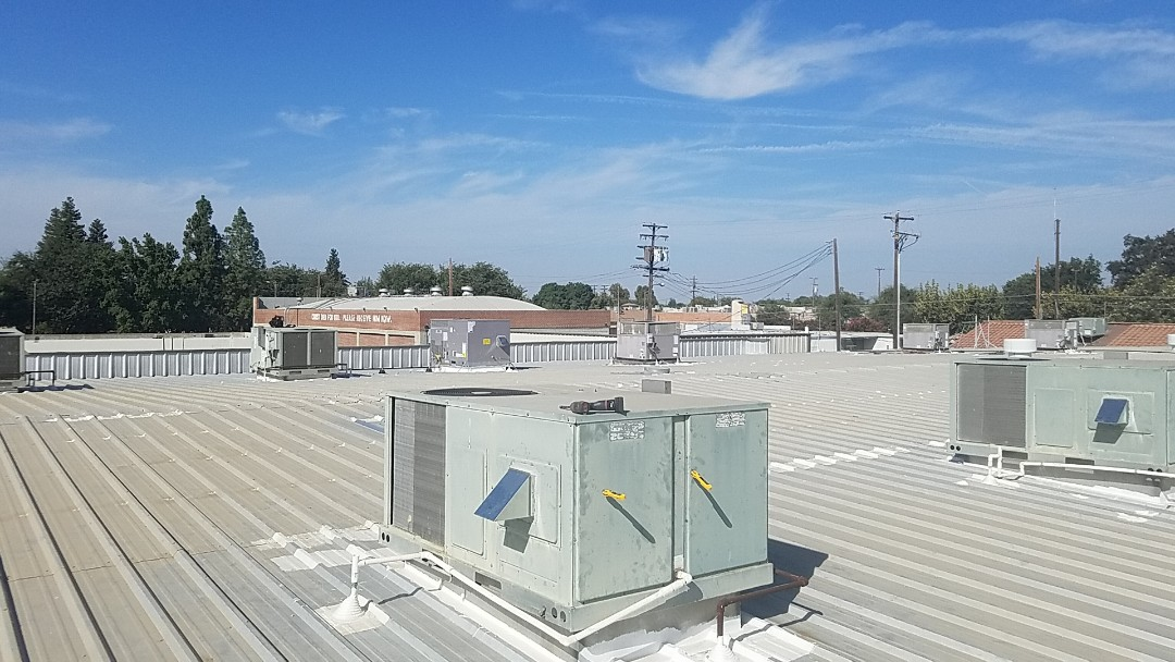 Shafter, CA - Perform Commercial service and testing on all units in Shafter