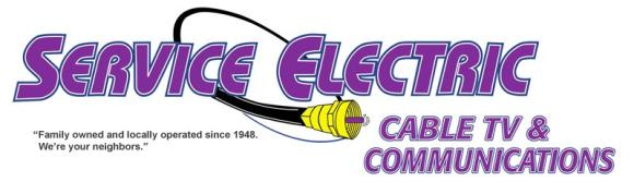 Service Electric Cable T.V / Wilkes-Barre
