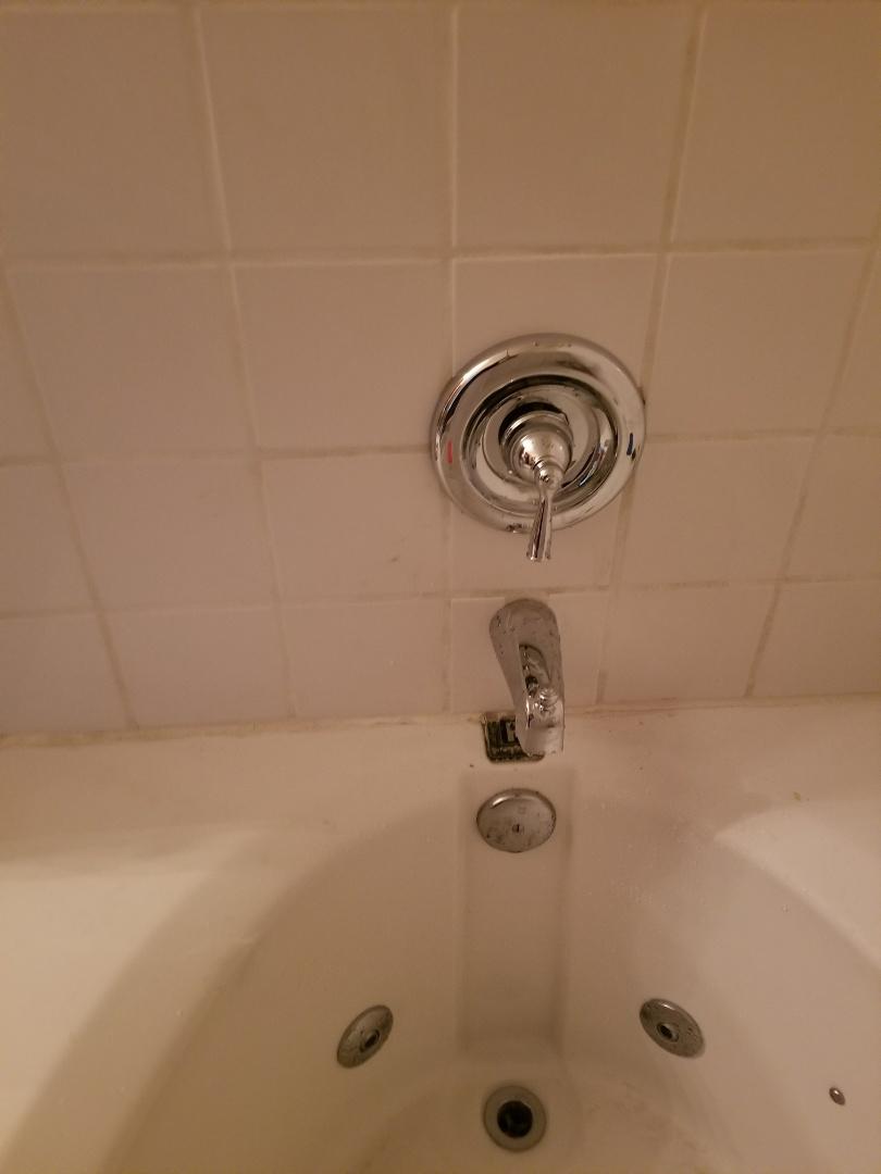 Fullerton, CA - Install shower valve