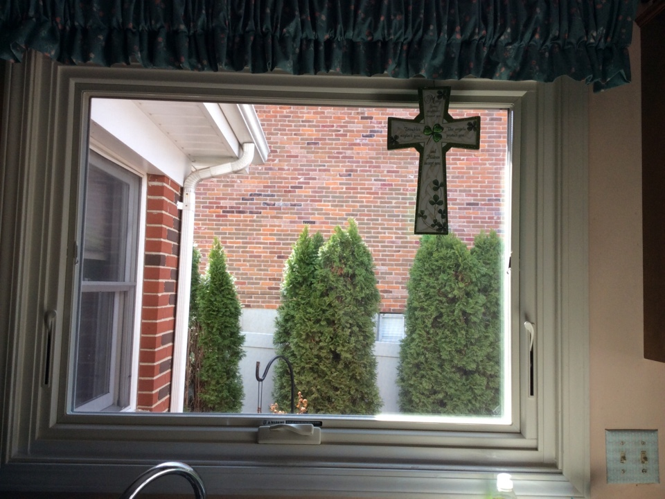 Saint Louis, MO - Then new Renewal by Andersen window makes the room look bigger!