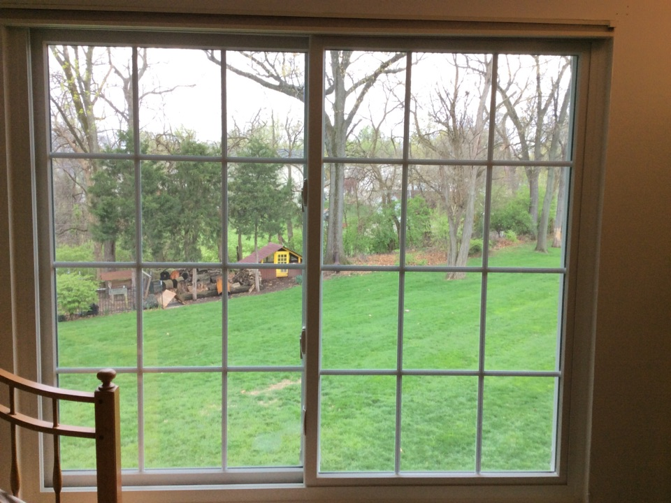 Saint Louis, MO - Very happy with the energy efficiency of our new windows and looking forward to replacing more of our windows.