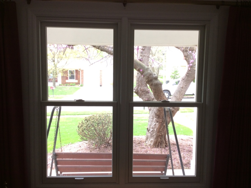 Saint Louis, MO - My new Renewal by Andersen windows are fantastic.  They have made a huge difference with keeping the sound down and the drafts out.  Everyone was very helpful and answered all of my questions.