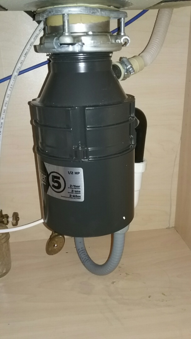 Lithia, FL - Garbage disposal replacement