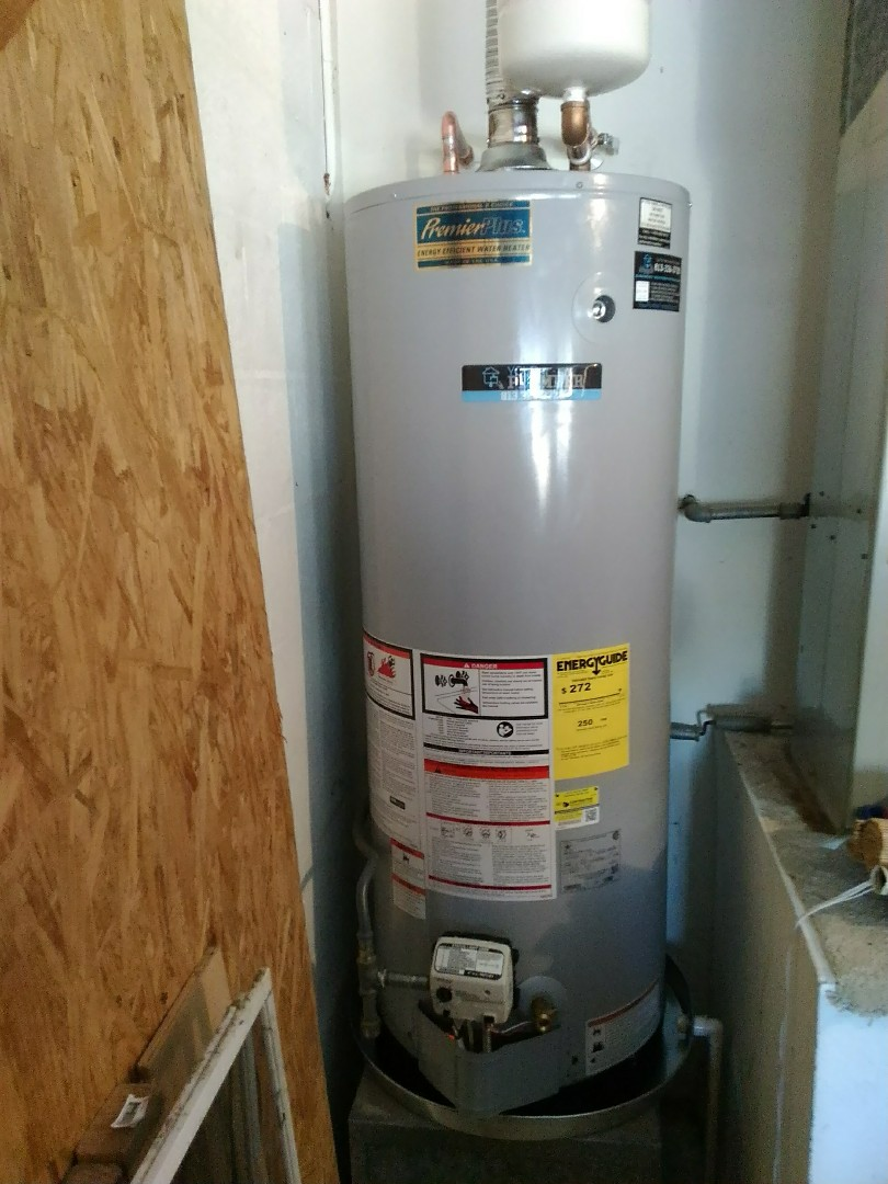 Trinity, FL - Water Heater