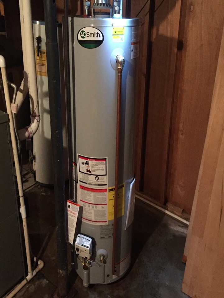 Wichita, KS - Change water heater