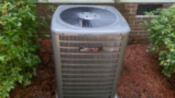 air conditioning maintenance on 2 year old Amana heat pump