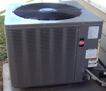 Bear Creek, NC - Performed Fall maintenance on HVAC heat pump.