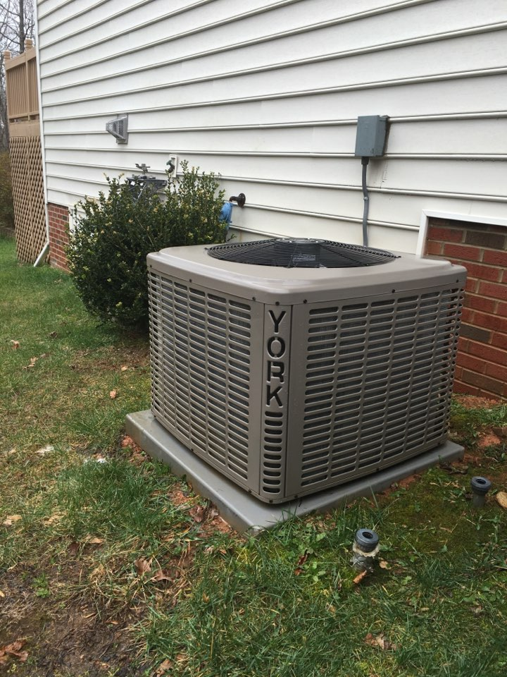 Garner, NC - Complete ac tuneup of two systems, that we installed last year. Both systems is heating and cooling on demand.