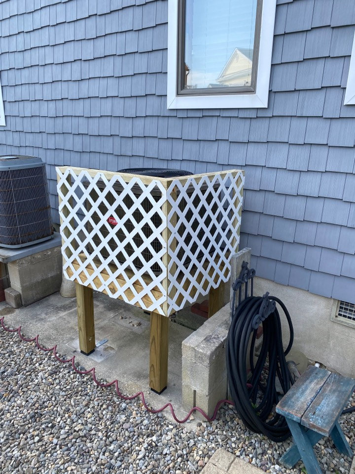 Ocean City, NJ - Installed Bryant Furnace Coil and Condenser.