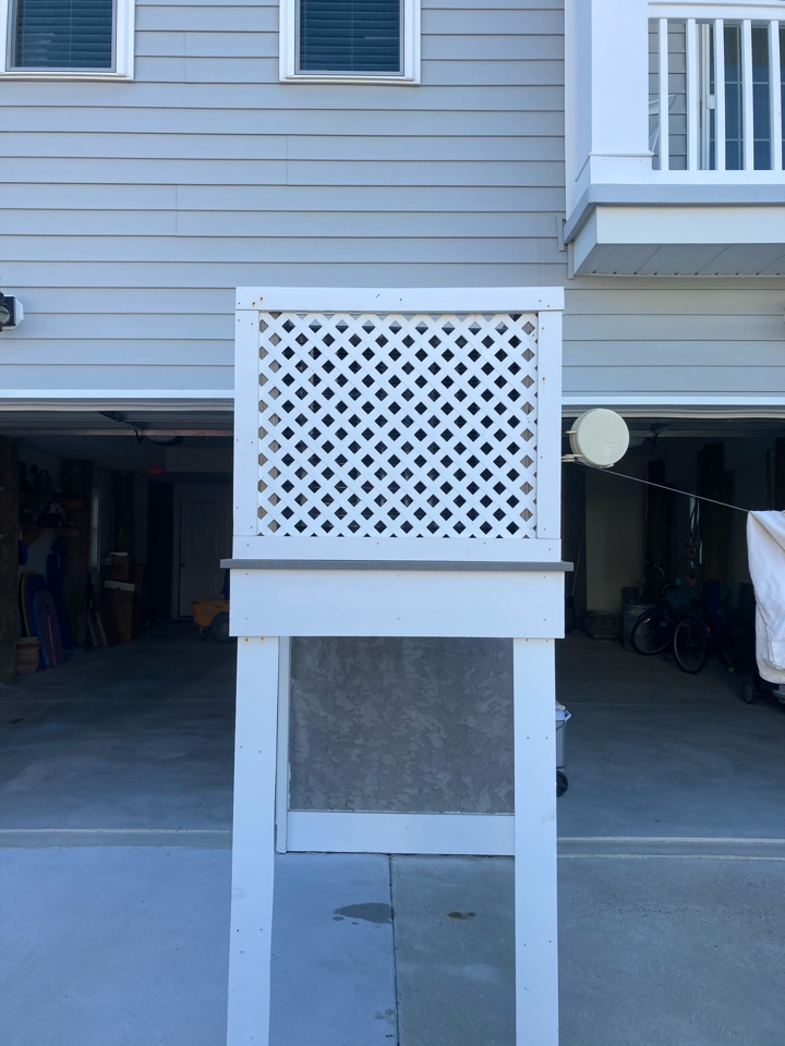 Ocean City, NJ - Installed Ruud Coil and Condensor.