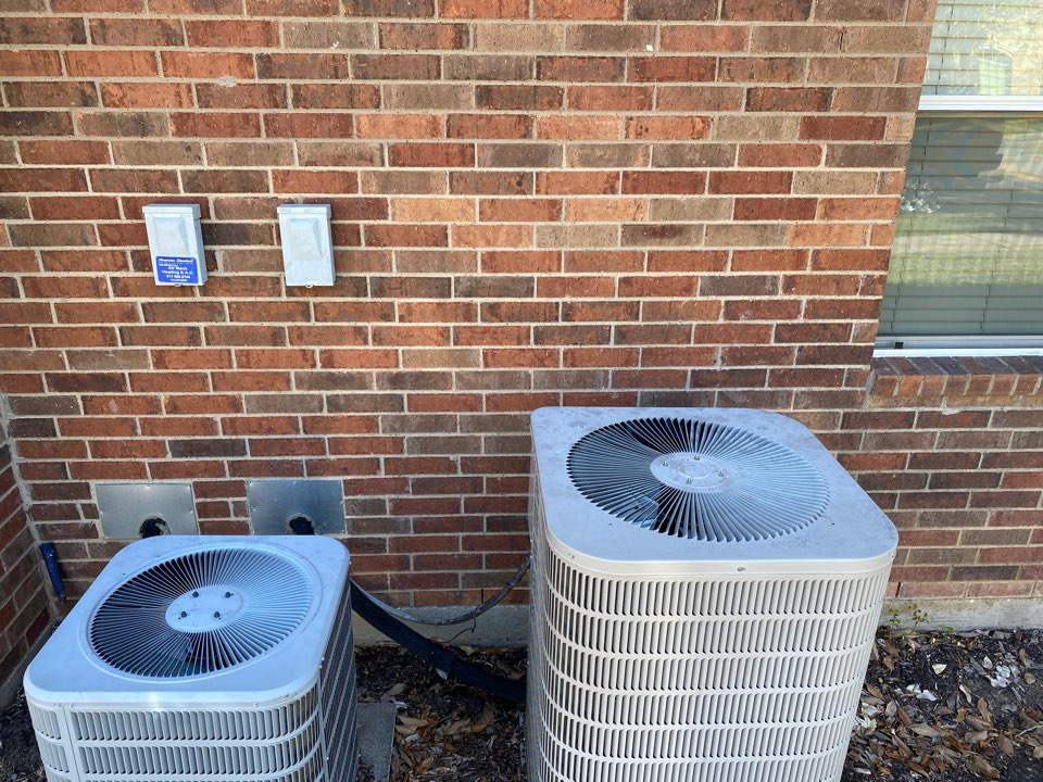 Fort Worth, TX - Air conditioning and heating repair contractor providing services in the village of Woodland Springs neighborhood of the Keller Fort Worth area