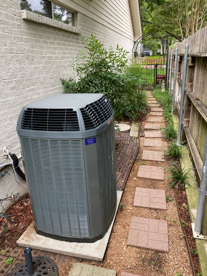 Fort Worth, TX - AC and heating repair services in Summer Creek neighborhood of Fort Worth Texas