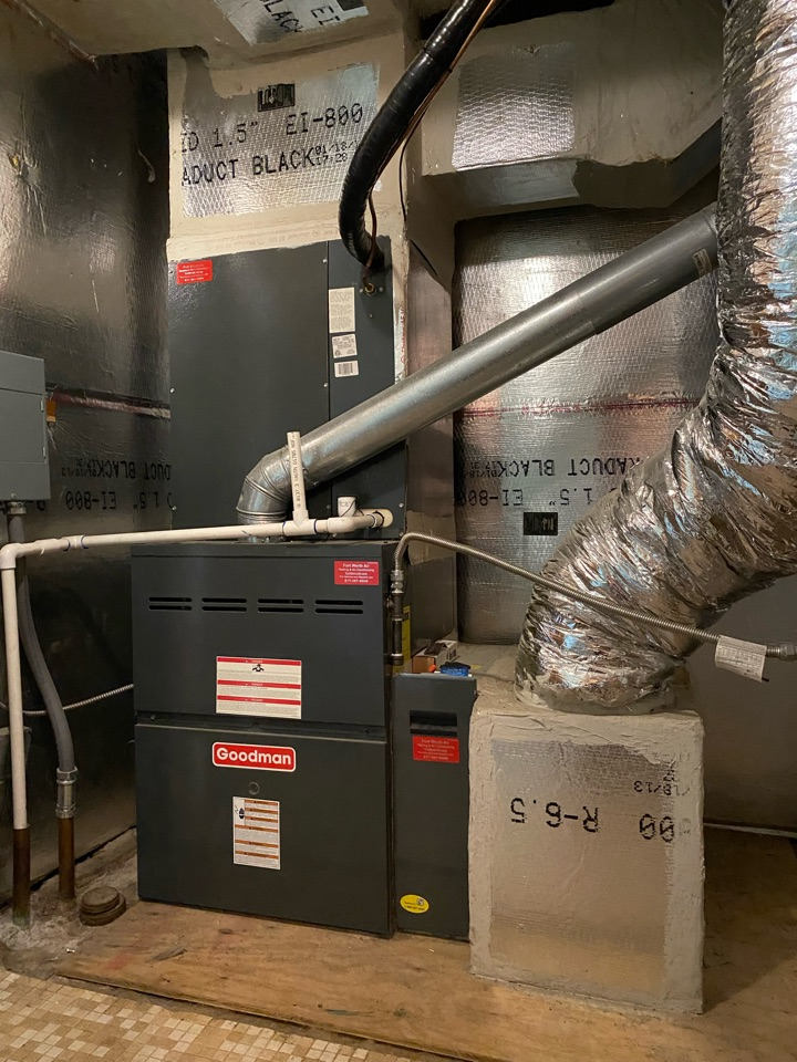 Fort Worth, TX - Heater repair we repaired a gas furnace got the system ready for heating during the winter