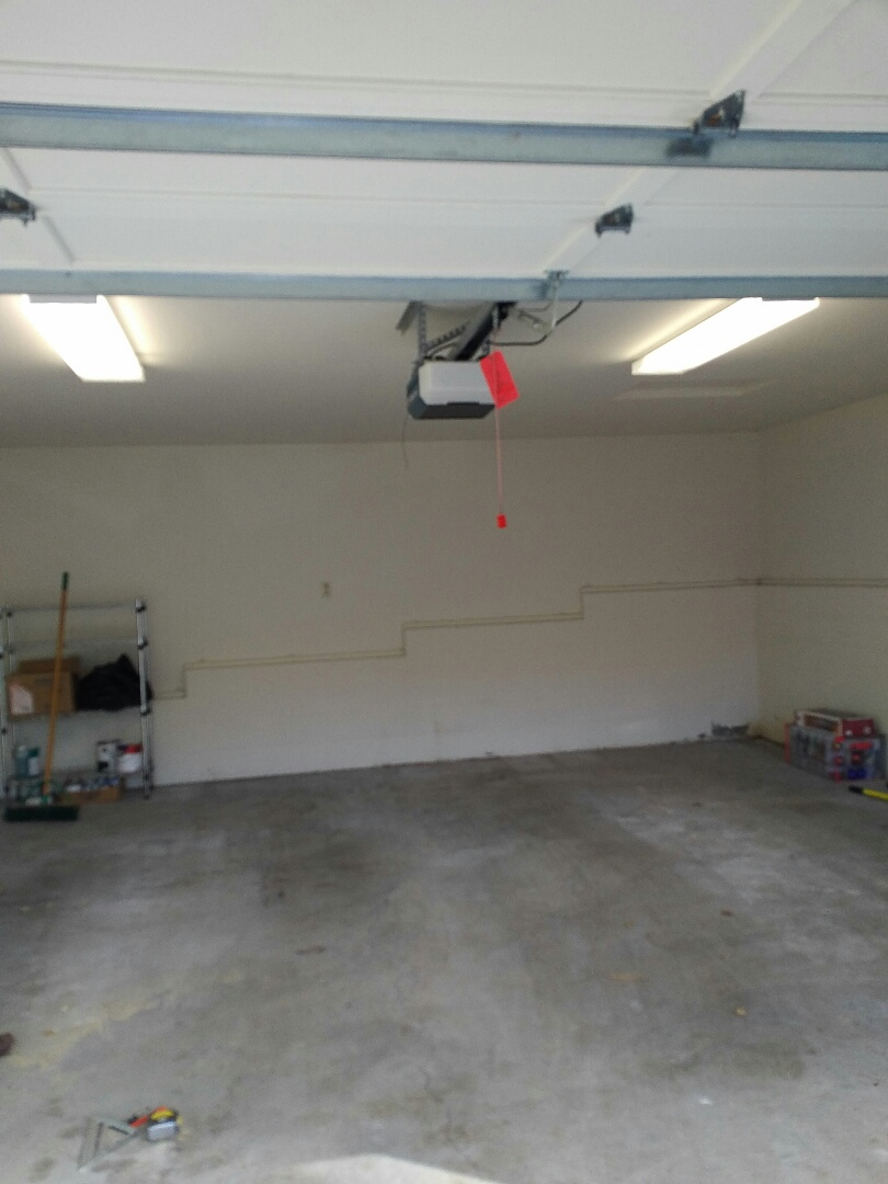 Carmel-by-the-Sea, CA - Service on electric garage door opener