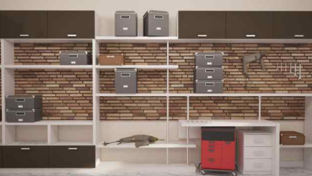 Garage Storage Gulf Breeze:  Many times you are forced to swim through other items before you can find what you want.  The racking system makes it easy to access the saw, pliers, or tape measure easily. Such wouldn't be possible in a disorganized and cluttered garage space.   To See Our Finished Projects Please Visit Here: https://alphaclosets.com/custom-garage-storage/