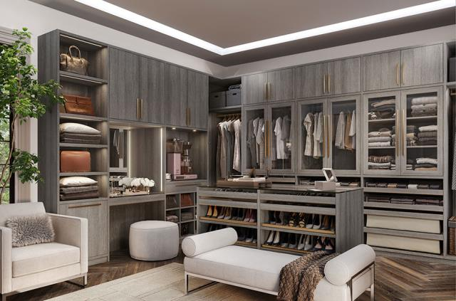 Custom Closets Miramar Beach FL: We know having a closet arranged precisely how you want it makes finding what to wear easier. Here at Alpha Closets, we totally understand this, which is why we offer custom closets.  Learn More: https://alphaclosets.com/custom-closets/