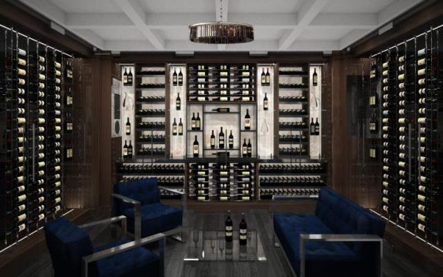 Gonzalez, FL - Custom Wine Racks Gonzalez FL : Everyone can design their wine racks to suit their home and their personal preference. 
