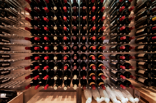 Custom Wine Racks Near Jay FL : Alpha Closets is the #1 Northwest Florida Company, provides a comprehensive range of high-quality custom wine cellars and wine racks solutions— customized according to your needs.   Check Our Work Here: https://alphaclosets.com/custom-wine-racks/