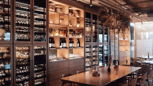 We build wine racking systems on demand, ensuring they are well custom-built, better quality, and within the tighter timeline.