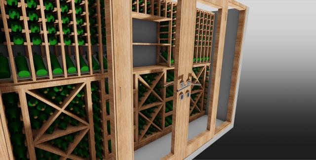 We are experienced in building custom wine racks to suit varied interior styles and wine collections. Let us help you create a lifetime experience! - recheck