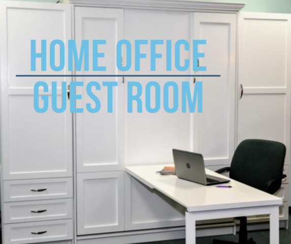 Local Reviews : When I built my home in 2017 I went with Alpha Closets since they had Murphy beds and I knew I wanted one for my office/guest room. My Murphy bed converts to a long desk with book shelf and 2 large drawers that lock. My guest that have slept on the bed have told me how comfortable the mattress is and I can attest the mattress is really comfortable. The design is great. Loved working with our designer Vetta at the time (she works for Closets by Design) now (2021). Alpha Closet owner Leslie was great really worked with my limited budget also had Vetta design our Msg Closet, walk in pantry and daughters closet. Very happy with products, installation and ingenuity they designed the best drawers for my Msg Bathroom that hold over 100 15ml and 5 ml bottles each. They matched the drawers color to my cabinet color. Its now Feb 2021 and I contacted Alpha Closets to get 2 more drawers for my bathroom and an estimate for my linen and at the time laundry closets.