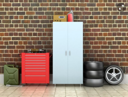 The beauty of custom garage storage is the fact that you can have it personalized to fit your specific storage and usage needs.