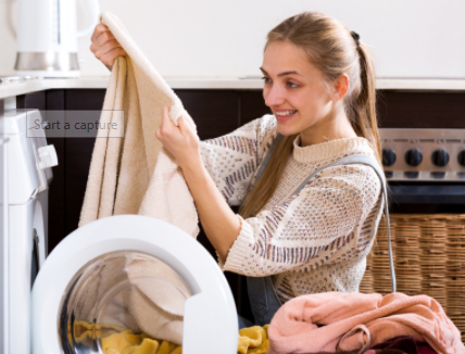 Today laundry rooms have become more efficient while offering added storage options and some have even evolved into multi-purpose or utility areas.