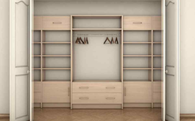 Here at Alpha Closets, we believe that your closet should represent your style and personality.