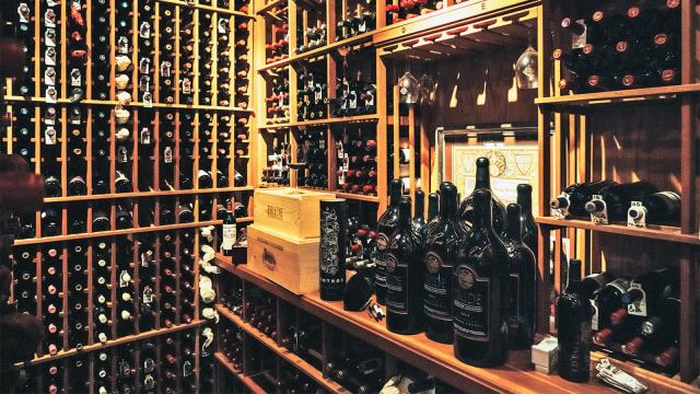 Always pay attention to the size range from storing some bottles to a whole batch.