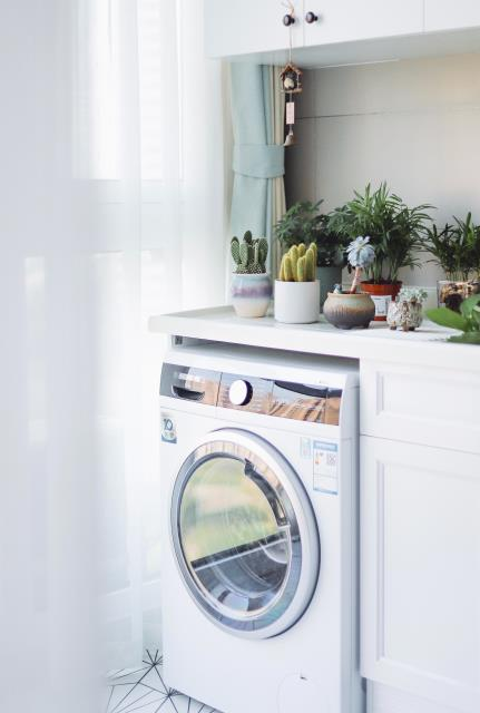 Custom laundry storage are appealing to many potential buyers, so you may sell your home faster and for a better price, should you ever want to.