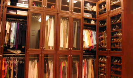 Rosemary Beach, FL - You want your clothes stored and displayed efficiently and elegantly.