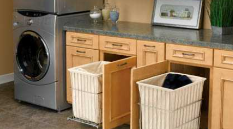 Alpha Closets is ready to listen to your ideas and to convert them into a wonderful and practical storage space where doing laundry will feel like a pleasure rather than a chore.