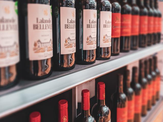 Although vertical racks are not the right choice for storage, the cork will get dry easily and start shrinking. But this positioning works well when you are thinking of storing wine for a short time or is best consumed fresh.