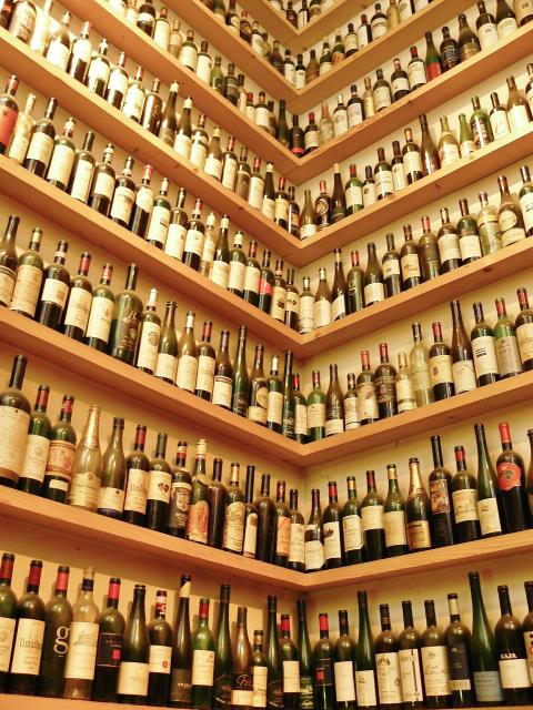 There are multiple wine rack sizes, designs, and other stuff to choose from, and everything is affordable.