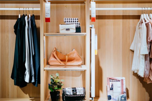Custom Closets Design - You will be in total command of the direction you wish the design to look like.